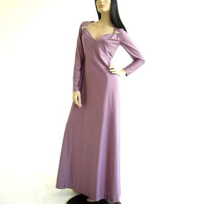 1970s Maxi Dress by Eva Gabor