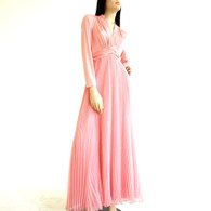 Vintage 1970s Maxi Dress by Miss Elliette
