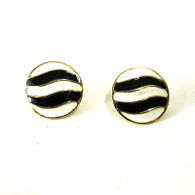 Hobe' clip-on earrings