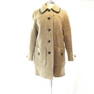 English Tweed Coat