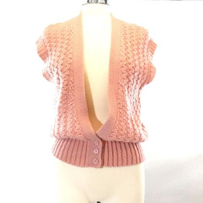 1970s Sweater Vest