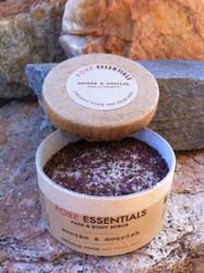 Pore Essentials™ - Soothe & Nourish - face & skin scrub (retail product image) by go lb. salt ® - store.golbsalt.com