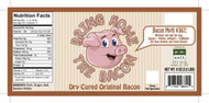 Bring Home The Bacon - Original Dry Cured Bacon by go lb. salt ® - store.golbsalt.com