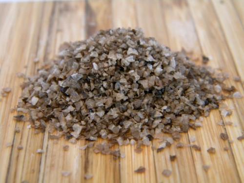 Taste·ology™ - Applewood Smoked Sea Salt (loose salt) by go lb. salt ® - store.golbsalt.com