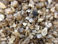 Taste·ology™ - Applewood Smoked Sea Salt (macro view) by go lb. salt ® - store.golbsalt.com