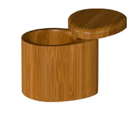 Small Salt Cellar (bamboo) by go lb. salt ® - store.golbsalt.com