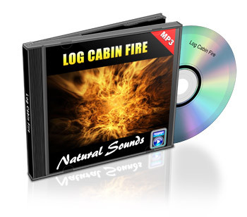 Log Cabin Fire Soundtrack