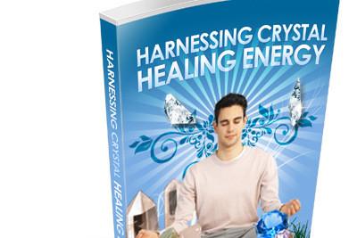 Harnessing Crystal Healing Energy eBook