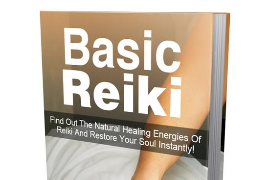 Basic Reiki eBook