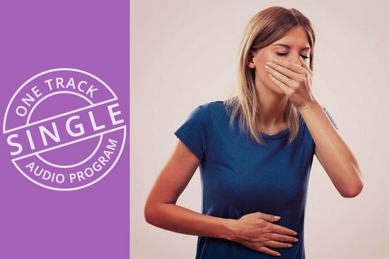 Nausea and Vomiting Meditation Audio