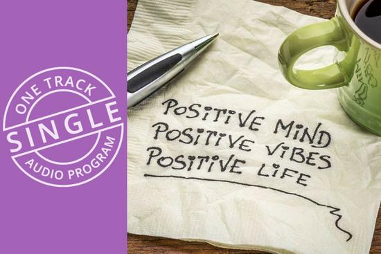 Positive Attitude Meditation Audio