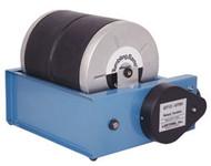 Lortone Tumbler Model QT66  2 x 6 lb barrel capacity 006-092
