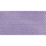 Griffin Silk Thread Lilac Size 2 0.45mm 2 meter card (21373)