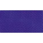 Griffin Silk Thread Dark Blue Size 1 0.35mm 2 meter card