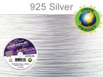 Soft Flex Extreme Beading Wire Sterling Silver Medium/ .019 Dia. 19 Strand 30 foot spool - each (6808)