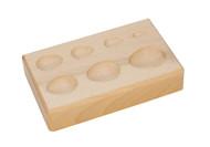 Eurotool Hardwood Forming Block Pear DAP-156.00 (32364)