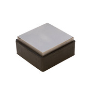 "Eurotool Steel and Rubber Bench Block 2"" x 2"" - DAP-520.00 (25753)"