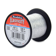ELASTICITY 0.5MM CLEAR 100M