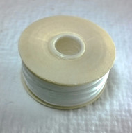 Nymo Thread White Size B 0.20MM 72 yard spool 122A-002