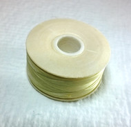 Nymo Thread Cream Size D 0.30mm 64 yard spool 124Q-004
