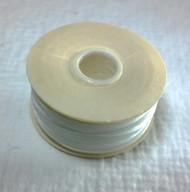 Nymo Thread White Size F 0.35mm 43 yard spool 126A-002