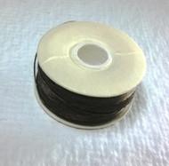 Nymo Thread Brown Size D 0.30mm 64 yard spool 124Y-004