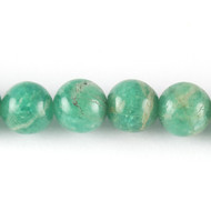 Amazonite 3mm Round Bead - by the strand
