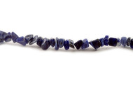 "Sodalite Bead Chips 16"" -  by the strand"