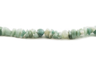Amazonite Chip Beads - by the strand