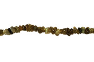 """Labradorite Bead Chips 16"""" - by the strand"""
