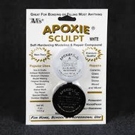 Aves® Apoxie Sculpt 2 part Epoxy Clay 113g Black 88819003 (30968)