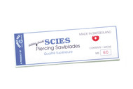 Scies Size 5/0 Swiss Jewelers Sawblades 1 dozen 49.403 (10000)