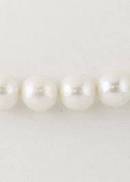 White Potato Freshwater Pearl 10mm (by the strand)