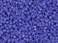 Miyuki Delica Seed Bead size 11/0 Bright Purple Dyed DB 0661 (56059)
