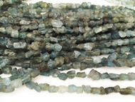 Apatite Small Size Rough Nugget Beads - by the strand