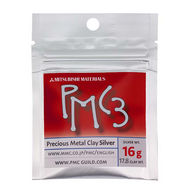 PMC3 Silver Clay 16 grams (30014)