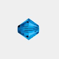 Swarovski 3mm Capri Blue Bicone/Xilion 5328/5301 1440 PCS (33209)