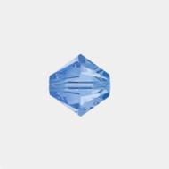 Swarovski 3mm Light Sapphire Bicone/Xilion 5328/5301 1440 PCS (33278)