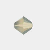 Swarovski 3mm Light Grey Opal Bicone/Xilion 5328/5301 1440 PCS (33271)
