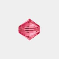 Swarovski 3mm Indian Pink Bicone/Xilion 5328/5301 1440 PCS (33247)