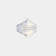 Swarovski Bicone/Xilion 5328/5301 5mm White Opal 720 PCS