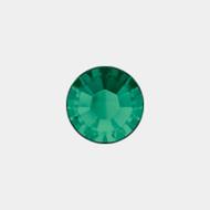 Swarovski Flat Back 2012/2028  SS30 Emerald 360 PCS