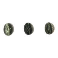 Seraphinite Cabochon 10x8mm Oval - each