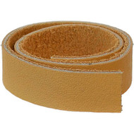 "TierraCast Leather 1/2""x10"" Strap Saddle each"