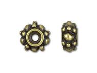 TierraCast Antique BrassTurkish Bead each