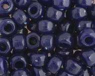 Crow Bead - Glass Opaque Navy Blue 9mm