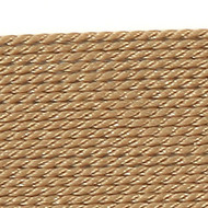 Griffin Nylon Polythread Beige Size 8 0.80mm 2 meter card