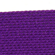Griffin Silk Thread Amethyst Size 12 0.98mm 2 meter card (59205)