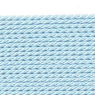 Griffin Nylon Polythread Turquoise Size 8 0.8mm 2 meter card (59215)