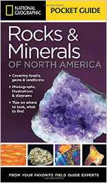 National Geographic Pocket Guide: Rocks & Minerals of North America - Sarah Garlick